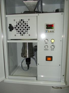 Generatorul profesional de aerosoli salini